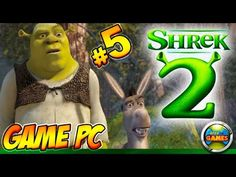 Shrek 2 PC Gameplay parte #5 - PEDIDO