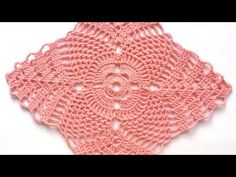 How To Make A Crocheted Wedding Ring Doily - DIY Crafts Tutorial - Guidecentral - YouTube