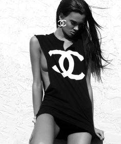 To know more about CHANEL cool., visit Sumally, a social network that gathers together all the wanted things in the world! Featuring over other CHANEL items too! Moda Fashion, High Fashion, Fashion Beauty, Womens Fashion, Chanel Fashion, Female Fashion, Fashion Black, Fashion Killa, Fashion Fashion