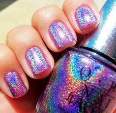OPI Holographic Nail Polish #nail #polish