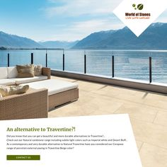 Check our Natural Sandstone range including Imperial white and Desert Buff colors. Natural Stone Pavers, Paving Stones, Natural Stones, Indoor Outdoor, Outdoor Living, Outdoor Decor, Living Spaces, Porcelain, Range
