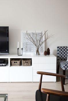 Serie Besta de Ikea. 100% estilo nórdico a buen precio | Decorar tu casa es facilisimo.com