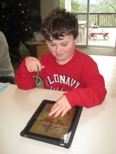 iPad Apps for kids with Autism