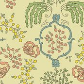 Spring Pop - fabric - Spoonflower