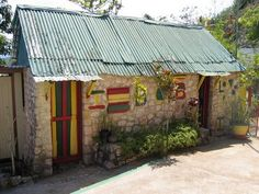 Bob Marley's Childhood Home, Nine Mile, Jamaica