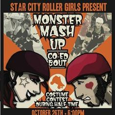 3rd Annual Monster Mash Up