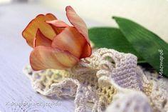 Мастер-класс «Тюльпан из фоамирана»
