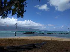 Kitesurfing Aloha-Style