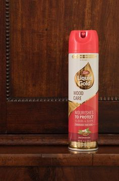 Preparing for Houseguests: Clean wood furniture with Scott's Liquid Gold Wood Care Cleaning Wood Furniture, Clean Wood, Love List, Organization Hacks, Organizing, Liquid Gold, Gold Wood, Made In America, Gift List