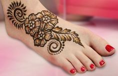 Cute Henna Designs for Hands
