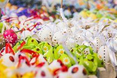farebné kraslice od výmyslu sveta