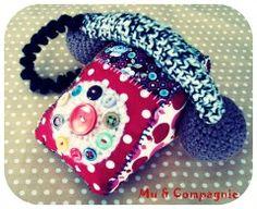 fabric phone -tuto