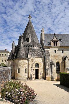 Cuisines de l'abbaye de Fontevraud by Philippe_28 on Flickr.