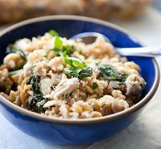 Recipe: Grown-Up Tuna Noodle Casserole