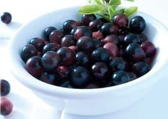 A new found love in the United States, Acai Berries, are used for weight loss and in beauty products! And they contain all the nutritional properties that other berries do!