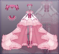 [Close]  Adoptable Outfit Auction 27 by LifStrange.deviantart.com on @DeviantArt