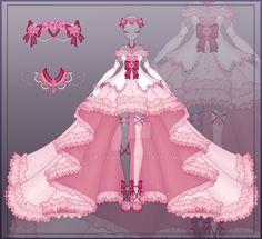 [Close]  Adoptable Outfit Auction 27 by LifStrange.deviantart.com on @DeviantArt