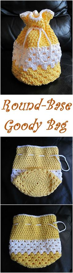 ROUND-BASE GOODY BAG