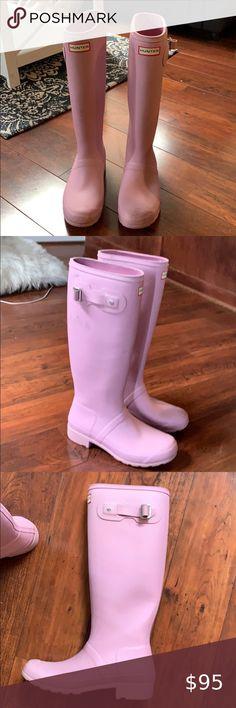 HUNTER Original TALL Adjustable SIDE acid PURPLE BOOTS rainboots womens  8 9 10