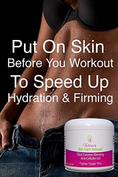 Best Skin Tightening Organic Anti Cellulite Cream Firming Lotion Extreme Slimming Botanical Defense Reduce Sagging Loose Skin Dimples Buttocks Legs Stomach Plus Exclusive Diet and Recipe Guide FREE