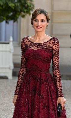 The week's best royal style: Queen Letizia,