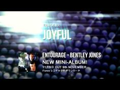 Entourage Mini-Album Sampler - Bentley Jones ベントレー・ジョーンズ - YouTube