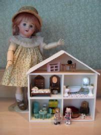 Bleuette's Doll House