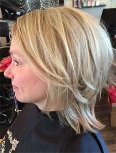 Die 108 Besten Bilder Von Frisuren Mittellanges Haar Gestuft In 2019