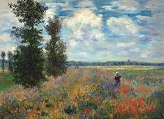 Claude Monet - The Poppy field