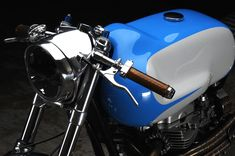 Revival Cycles Bean - Kawasaki W650