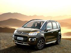Motor flex do Citroën Aircross fica mais potente e não precisa mais de tanquinho