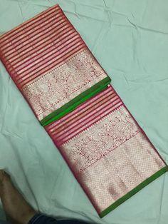 Cotton Saree Blouse Designs, Saree Tassels Designs, Saree Kuchu Designs, Kanjivaram Sarees Silk, Kalamkari Dresses, Pure Silk Sarees, Indian Beauty Saree, Indian Sarees, Mehndi Designs Book