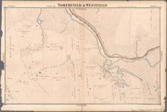 Part of Northfield & Westfield. Staten Island New York, New York City Map, New York Public Library, Vintage World Maps, Image