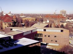 COLLEGE OF ARCHITECTURE AND LANDSCAPE ARCHITECTURE, UNIVERSITY OF MINNESOTA Minneapolis, MN, United States, 1990-2002