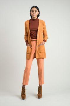 Drizzle_alpa_cardigan (7) Parachute Pants, Villa, Normcore, Style, Fashion, Bakken, Swag, Moda, Fashion Styles