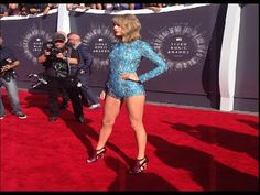 Taylor Swift  - MTV Video Music Awards 2014 - Red Carpet