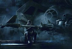 Industrial Light & Magic, Wacom and ArtStation teamed up to offer a community of artists the opportunity to engage directly with ILM Art Directors in the world of Star Wars. The goal was to find new and exciting creators eager to prove themselves, and we're very happy to introduce the submissions that most inspired the ILM Art Directors.