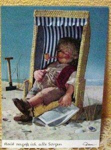 Postkarte Mecki 342