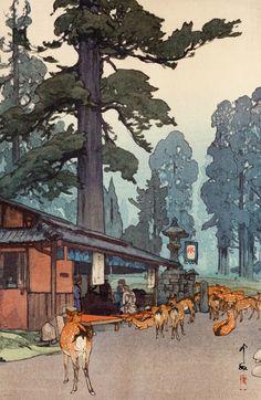 吉田博 Hiroshi Yoshida
