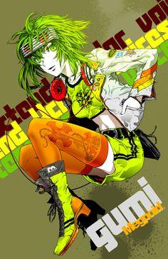 /GUMI/#886642 | Fullsize Image (1000x1540) - Zerochan