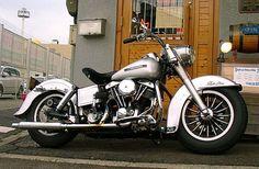 '79 FLH Vintage Harley Davidson, Harley Davidson Motorcycles, Cars Motorcycles, Amf Harley, Harley Bobber, Shovel Head, Tourist Board, Custom Harleys, Dream Machine