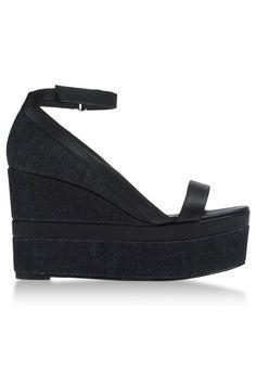 Pierre Hardy sandal, $746, shopBAZAAR.com.   - HarpersBAZAAR.com
