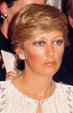 Paola en los años 80