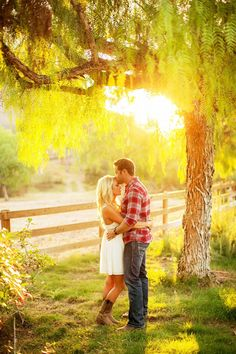 BECCA+CHRIS | Country Portrait Session » CHARD photographer