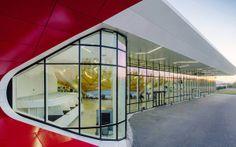 Kutaisi International Airport, UN Studio, Ben van Berkel