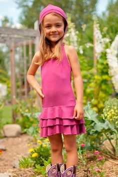 Kids Mahina Dress