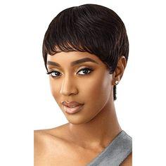 Outre Premium Duby Human Hair Wig - Asula - 30