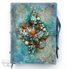 Finnabair: Love for Denim - My Journal