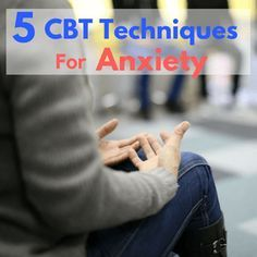 5 Great CBT Techniques to Eliminate Your Anxiety in 2018 CBT, the love child of cognitive and behavior therapy, has taken the world of psychiatry with storm since its conception in the 90s. It has long since established itself as the go-to source for rehabilitating anything anxiety related. This despite originally being developed as