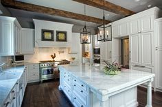 Pale Gray Kitchen Cabinets. Benjamin Moore Nimbus. Benjamin Moore Nimbus. #BenjaminMooreNimbus